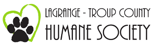 LaGrange-Troup County Humane Society Logo